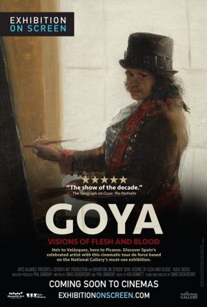 Exhibition: Goya - Visions of Flesh and Blood