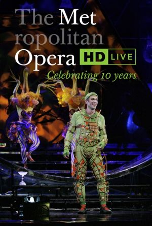 Metropolitan Opera: THE MAGIC FLUTE